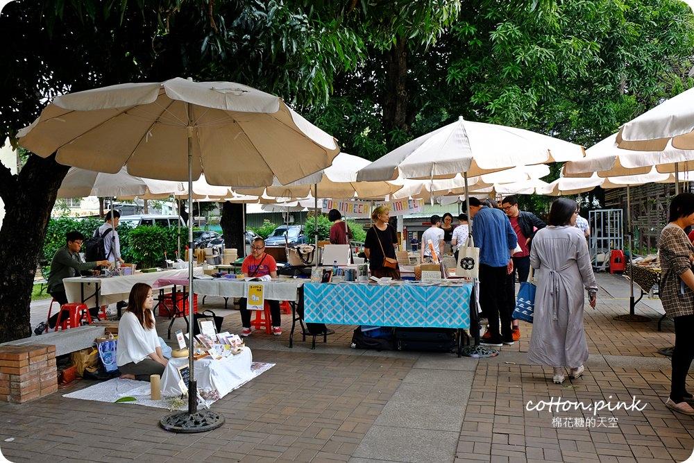 20190405131428 27 - 台中連假最文青的市集-小街咖啡散步祭,日本職人現場擺攤~咖啡、甜點、手作小物