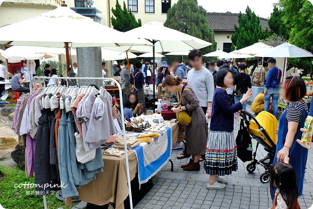 台中連假最文青的市集-小街咖啡散步祭,日本職人現場擺攤~咖啡、甜點、手作小物