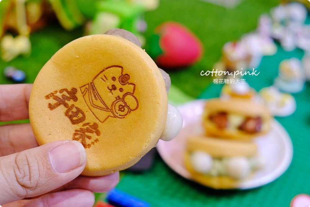 一中商圈必吃推薦-宇田家菓子燒,台南紅翻天現在台中也吃得到啦!