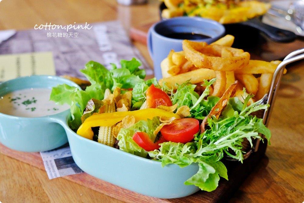 台中人氣早午餐Emma's CAFE最新菜單特濃起士潛艇堡太邪惡!必須消滅它!