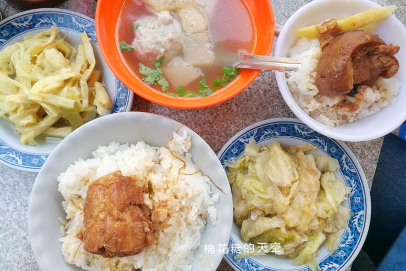 20190412222123 18 - 台中第五市場必吃阿彬爌肉飯-只有早餐吃得到隔壁就是太空紅茶冰