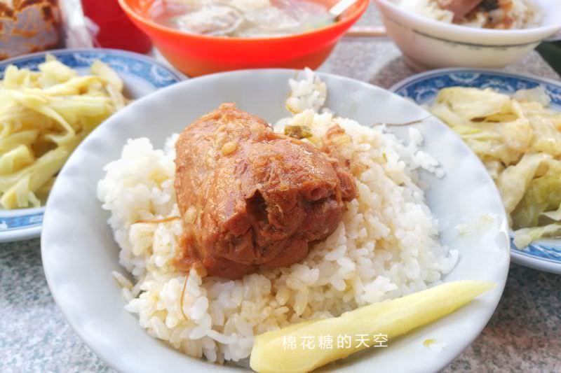 20190412222124 76 - 台中第五市場必吃阿彬爌肉飯-只有早餐吃得到隔壁就是太空紅茶冰