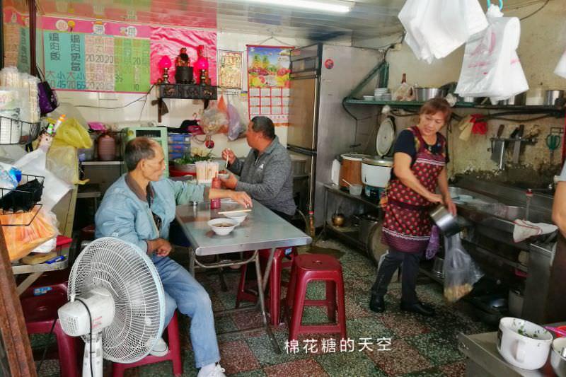 20190412222128 48 - 台中第五市場必吃阿彬爌肉飯-只有早餐吃得到隔壁就是太空紅茶冰