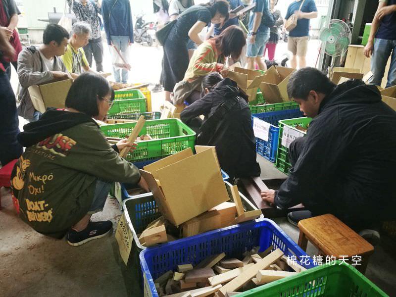 20190413164026 58 - 台中最神秘的木工市集-一年只有兩次!各式木材秤斤賣、還有手作體驗區
