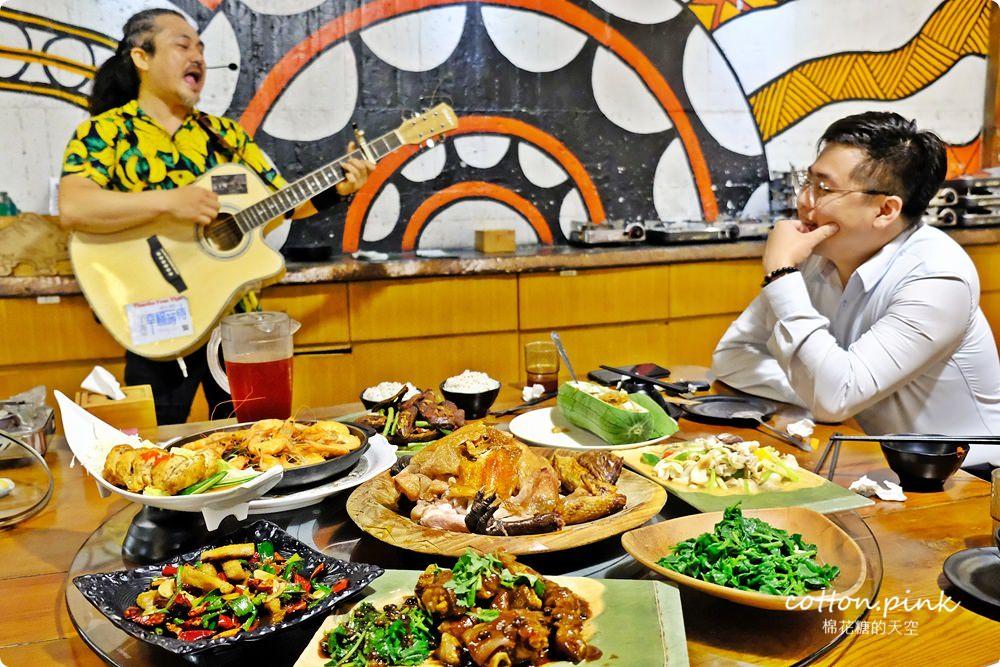 台中隱藏版庭園餐廳-城市部落周年慶!預定烤雞送烤雞~用餐拍照還有機會拿八千!