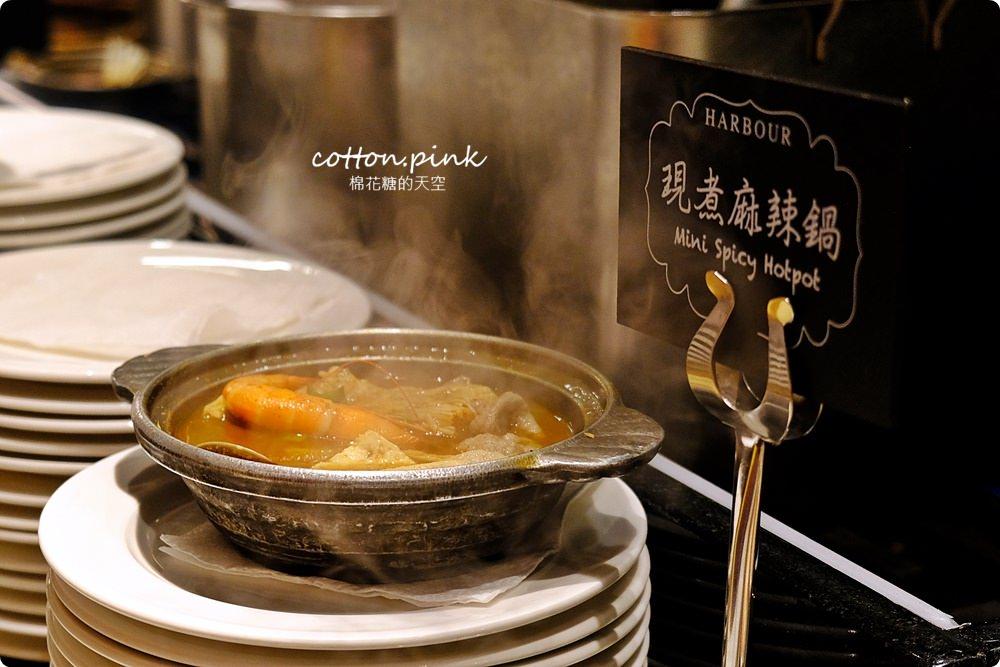 漢來海港吃到飽自助餐廳台中店重新開幕!最新菜色搶先看!人氣超夯想吃記得先訂位~