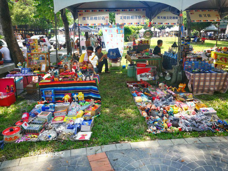 20190511164717 21 - 台中懷舊文化市集只有兩天,古物、老著、舊玩具~滿滿回憶上心頭