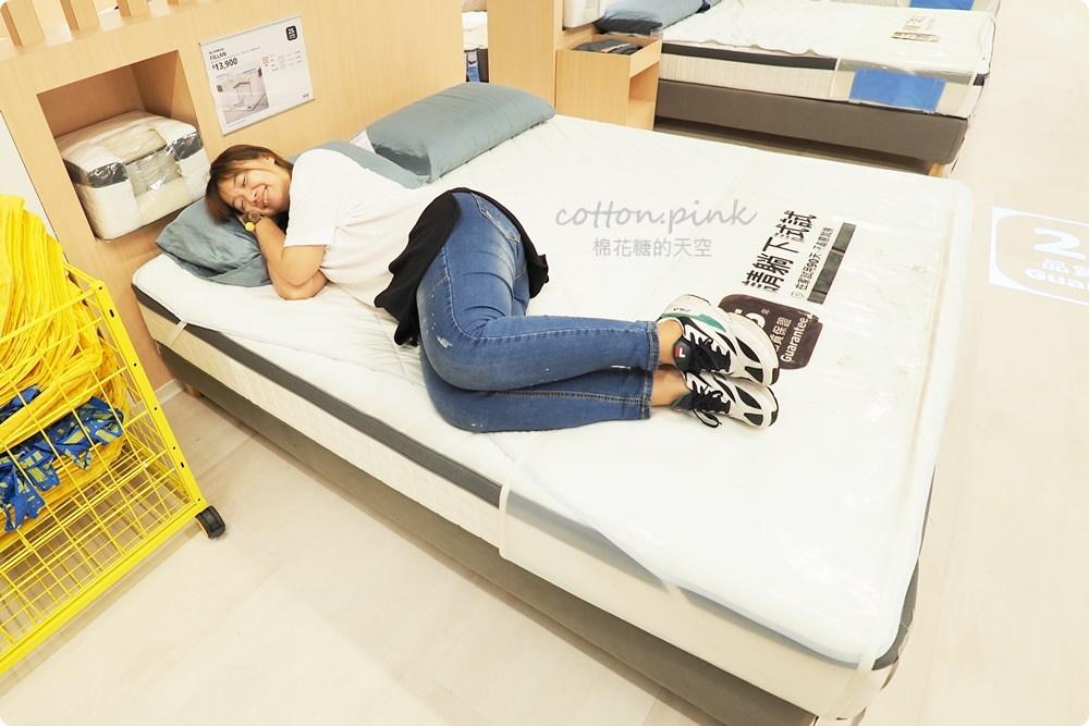 20190531094903 20 - 熱血採訪 台中IKEA試睡到飽不限時,還有人睡到打呼是怎麼回事?