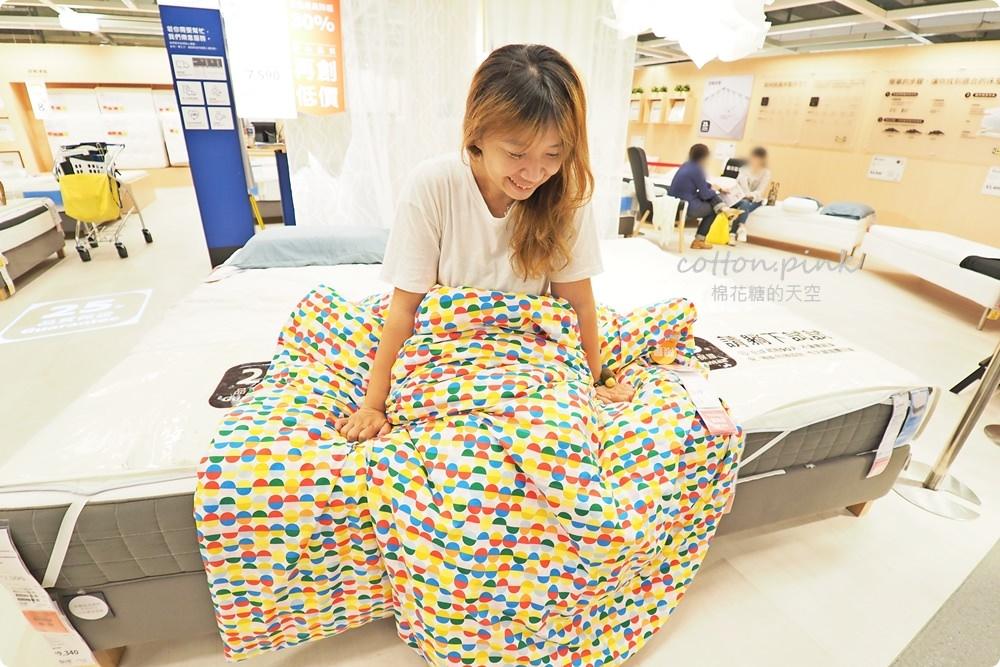 20190531094906 12 - 熱血採訪|台中IKEA試睡到飽不限時,還有人睡到打呼是怎麼回事?