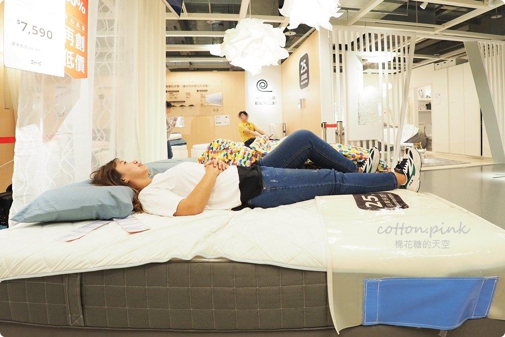 20190531094910 31 - 熱血採訪|台中IKEA試睡到飽不限時,還有人睡到打呼是怎麼回事?
