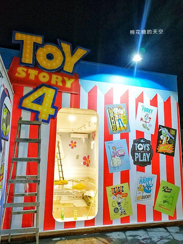 玩具總動員特賣會台中開賣啦!看到外觀就瘋狂的請舉手!
