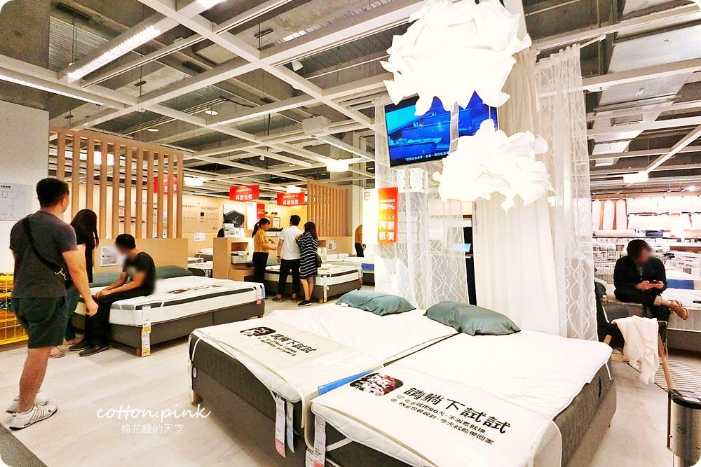 20190614102002 24 - 熱血採訪 台中IKEA試睡到飽不限時,還有人睡到打呼是怎麼回事?