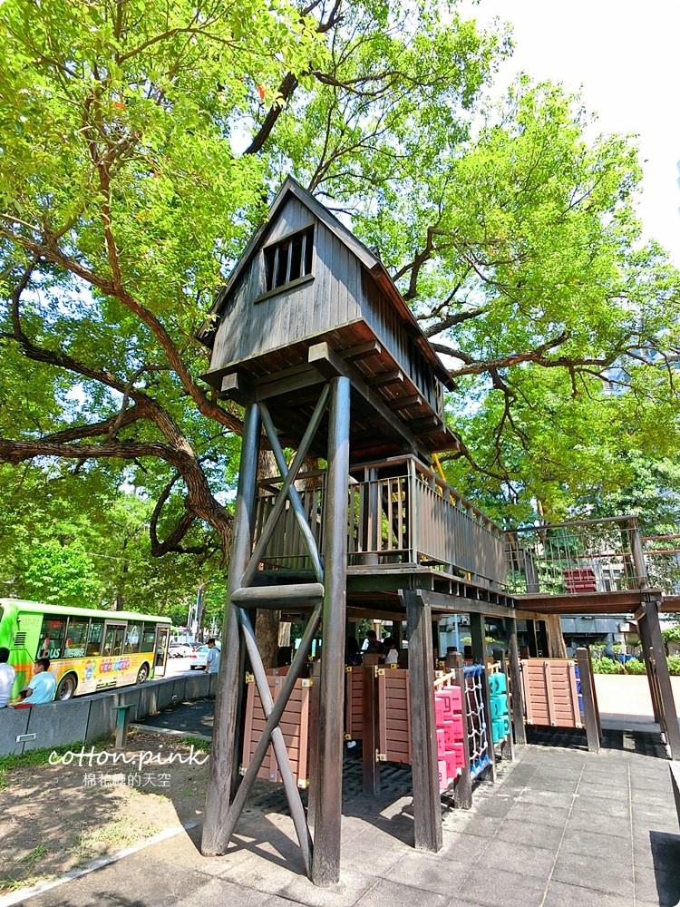 20190706231308 73 - 台中的公園太狂了!沙坑、溜滑梯不夠看~竟然還有樹屋!親子放電好去處~