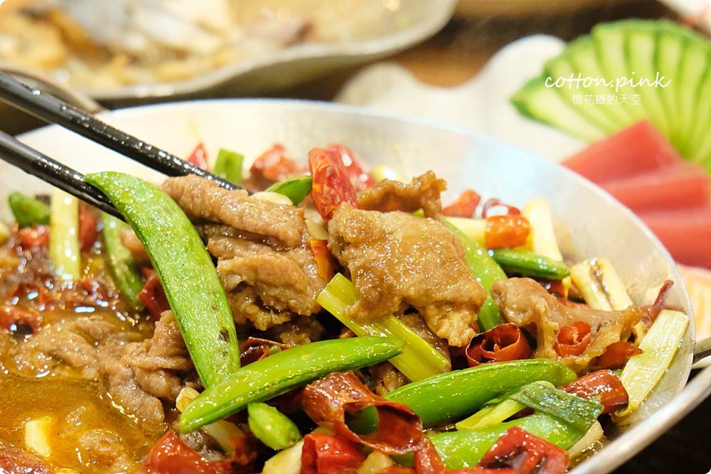 台中大里海鮮餐廳推薦-漁人料理屋,大推金鯧米粉、蟹黃豆腐~家庭聚餐老少咸宜
