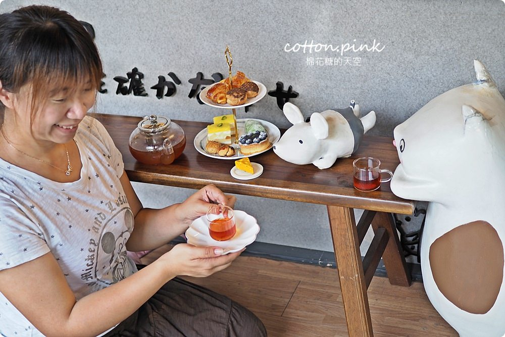 20190711184035 54 - 熱血採訪|台中必吃爆漿乳酪蛋糕,杏屋最新雙人下午茶套餐,三層下午茶超豐富