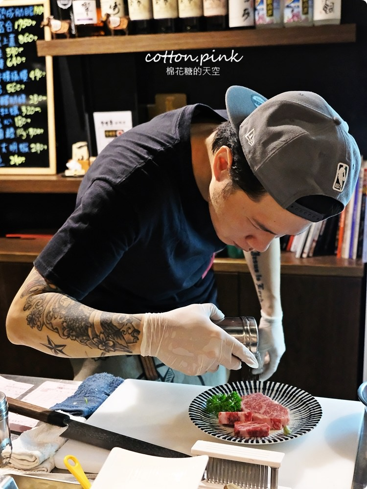 20190724180200 84 - 熱血採訪│台中燒肉這家不能錯過,板前燒肉一徹全程桌邊服務超享受,刁嘴朋友也滿意
