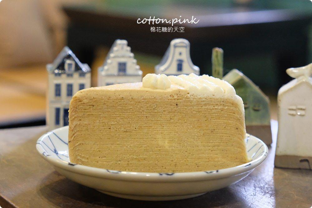 台中千層蛋糕推薦-2度C Ni Guo平價又好吃,外帶組合更划算!繽紛千層拼盤開放預約,當彌月蛋糕也棒棒