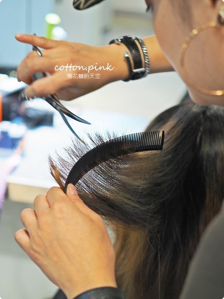 台中剪髮技術大突破!C'BLAZE獨家弧形梳讓髮型輕鬆更立體,剪髮不再呆三天