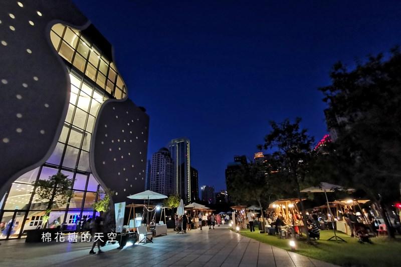 連假限定市集|台中國家歌劇院辦市集~還有露天劇場免費看