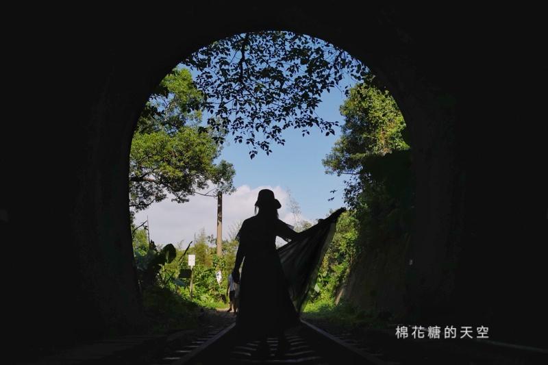 台中后里祕境大公開|八號隧道圳磚橋美得像是宮崎駿卡通場景