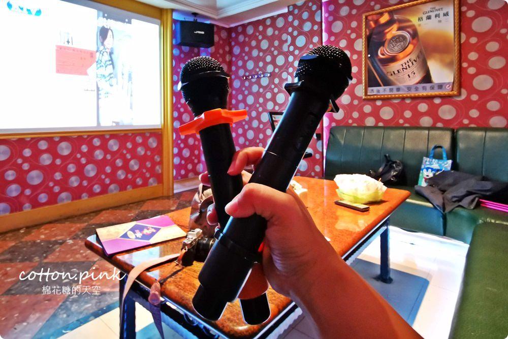 台中最新KTV就在最新屋馬附近,變色龍KTV早鳥、夜貓歡唱都有優惠