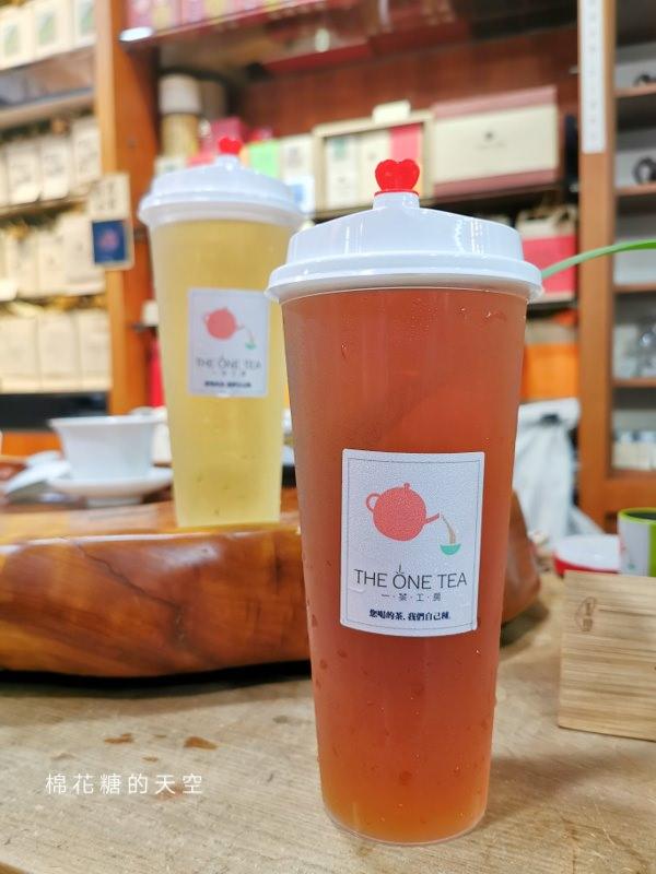 嘉義必喝換這家!一茶工坊超級奶茶一喝上癮~圓環旁邊、夜市外圍就有分店~