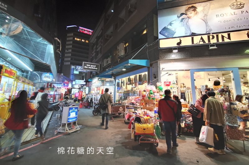 正宗小米甜甜圈快閃一中街~藏在中友對面小巷市集內