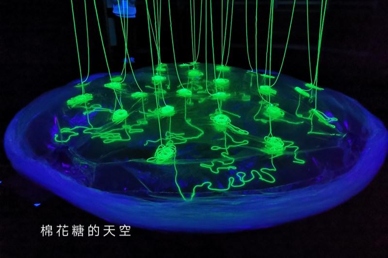 台中燈會番外篇-最有氣質的燈會就在國美館光之書寫