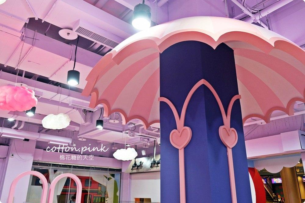 台中最新親子樂園就在大里藝術廣場~七大樂園、四種特區,台中溜小孩最佳去處