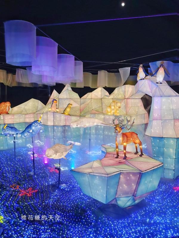 20200210160448 59 - 台灣燈會后里馬場燈區每晚都有高空特技表演~免費入場超好看!