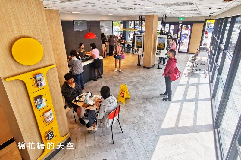 台中最新麥當勞進駐精華地段!公益路最便宜的餐廳就在這~還開24小時!