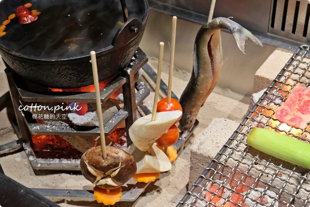 台中燒肉推這家-締藏和牛燒肉整條牛舌全上桌真的太狂啦!