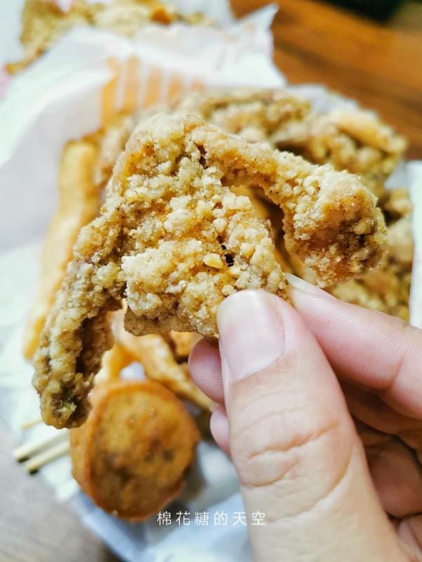 永興街宵夜必吃-龍哥雞排鹹酥雞,大推必點這一味!記得這樣免排隊~文內有完整菜單