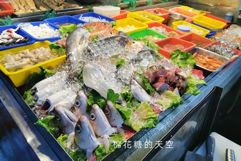 台中快炒推薦 人氣超旺不倒翁海鮮菜色多選擇,正港台式開胃菜超懷舊