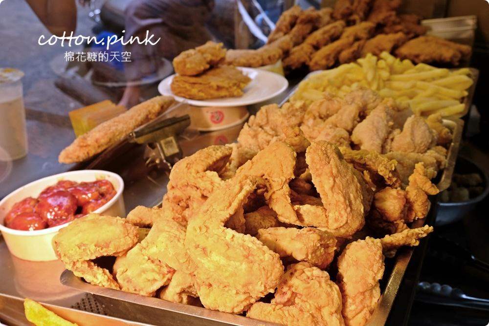 逢甲雞排一定要吃這家!必吃超大雞腿排!全國雞排超厚片煎、炸、烤通通來~