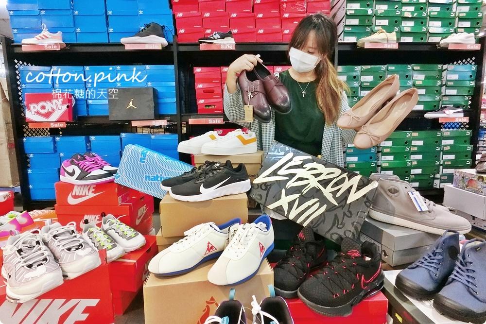 三萬雙品牌鞋下殺790元起!日曜天地零碼鞋清倉會品牌陣容歷年最強!鞋款搶先曝光~