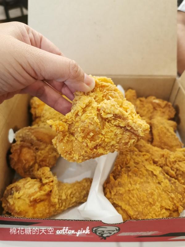 只有一天!肯德基九塊雞只要299~今晚吃雞最划算~!優惠碼看這裡