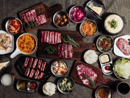 2020GQ肉食節台中也吃得到!牛排、燒肉、火鍋、炸雞吃起來~~