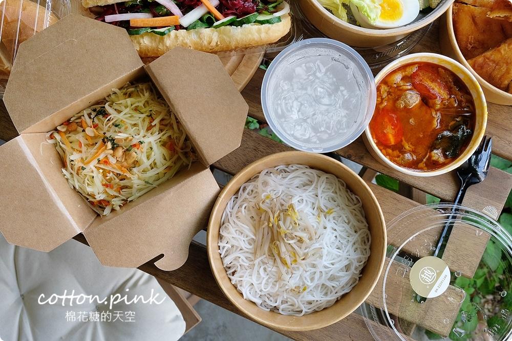 西屯便當外送也有越南麵包!大里人氣店家越好吃最新外送餐和專賣店吃起來~