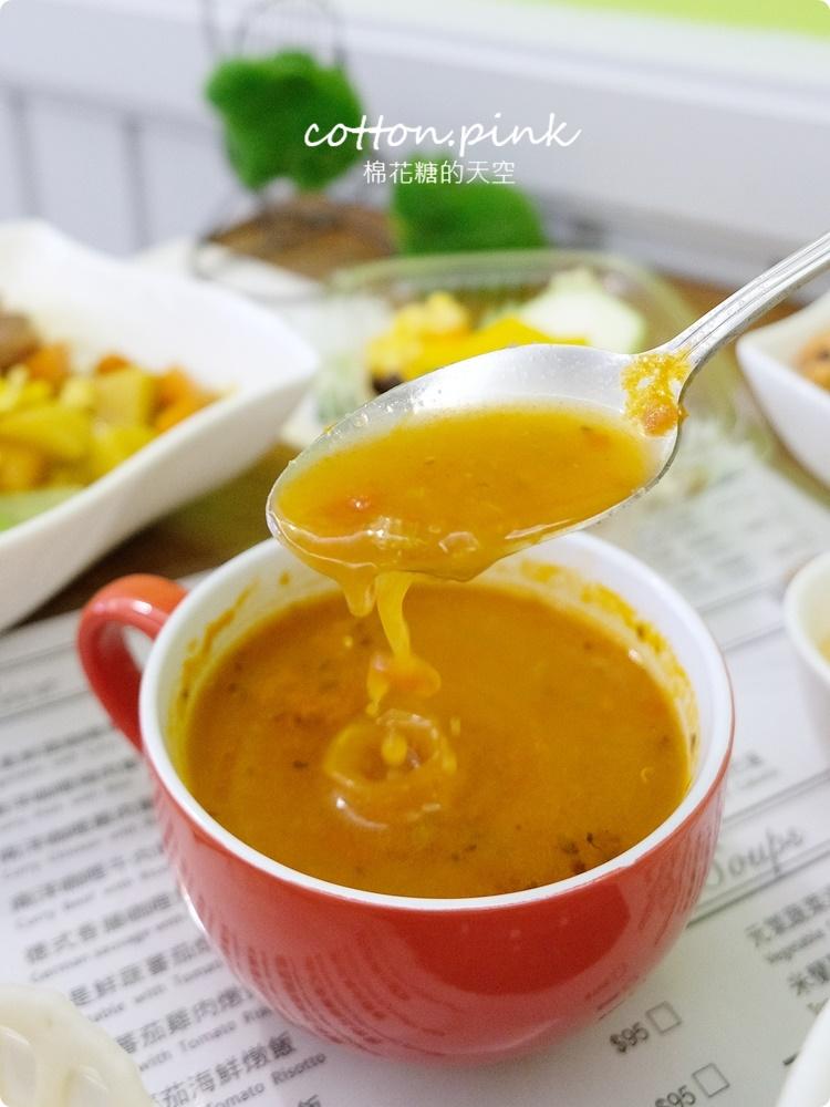 不只是沙拉真的不只是沙拉!咖哩飯、鍋燒麵通通都好吃<文末有完整菜單>