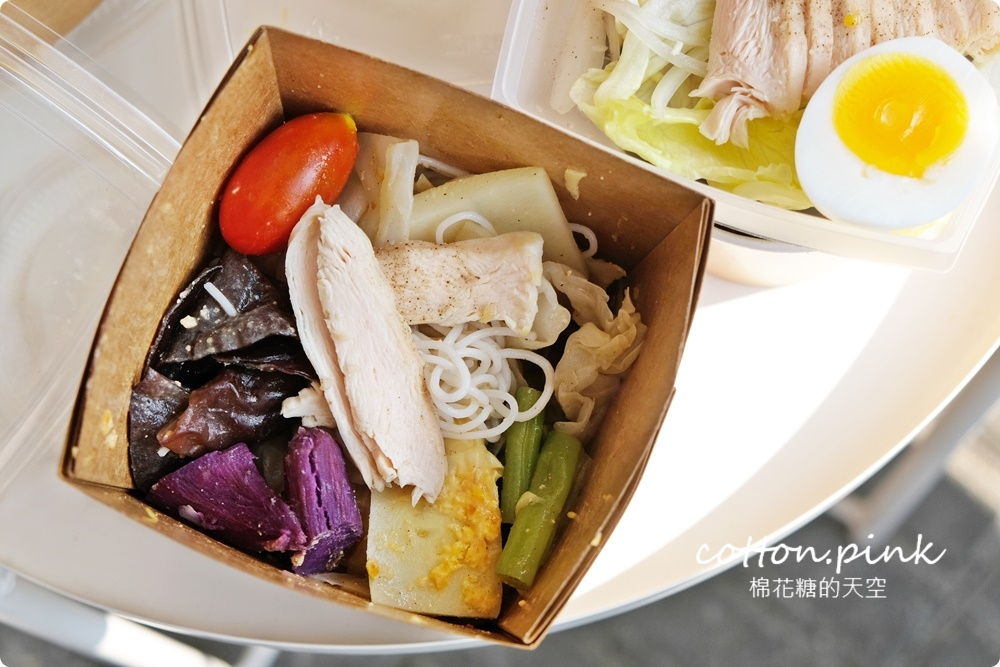 台中鹹水雞這家最文青!便當外送也能點咕蔬搖~六種獨家醬料超特別