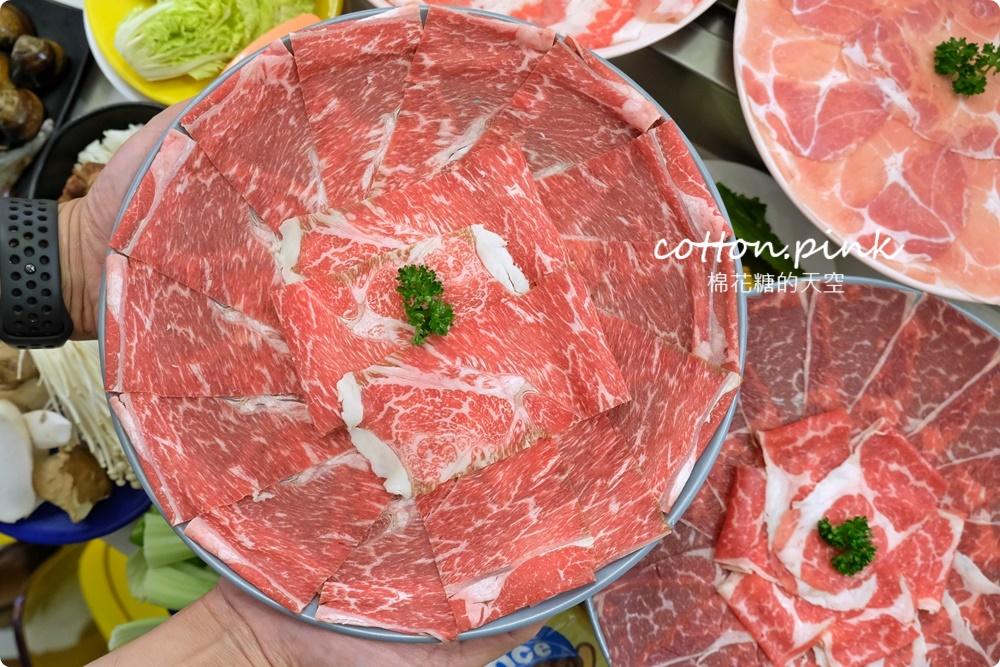 一中街少見迴轉火鍋吃到飽!開在小巷超隱密~299迴轉蔬菜吃到飽、499起加碼肉肉吃到飽