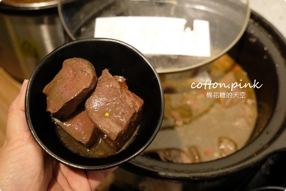 299起台中火鍋吃到飽~加價牛豬肉盤無限點更划算,街喜鍋各式蔬菜、火鍋料直接迴轉送到你面前