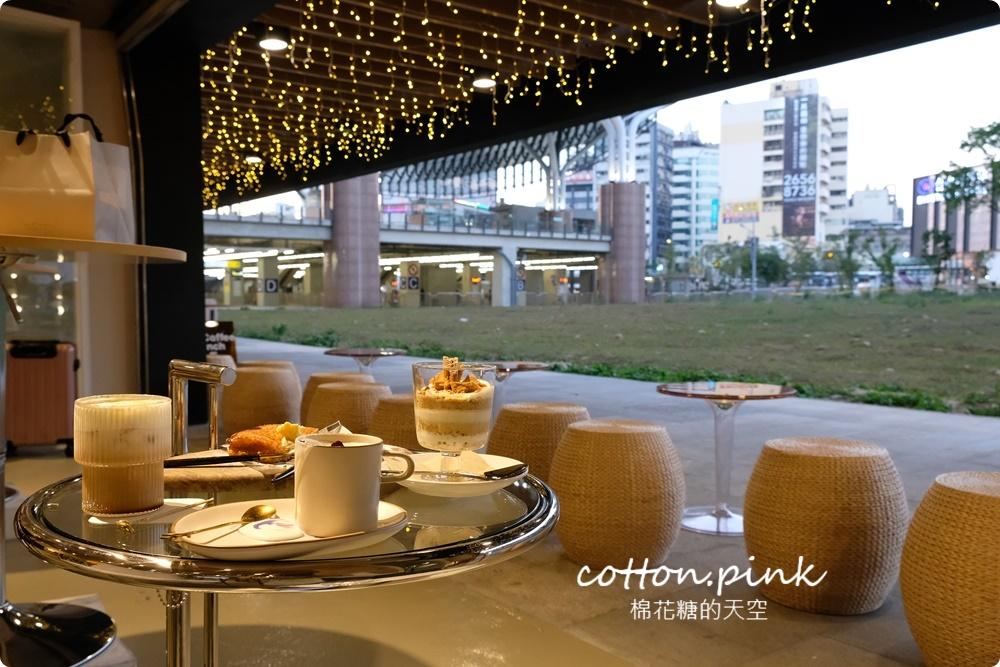 台中最新早午餐藏在車站樓下!港澳風格下午茶吃起來~
