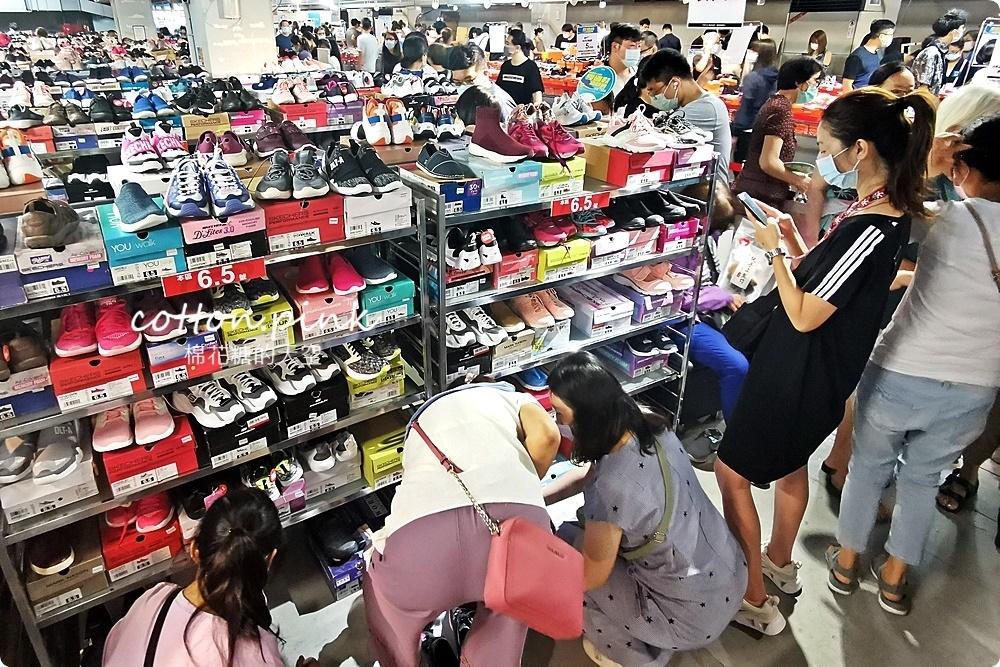 名牌NG鞋十週年必朝聖!日曜天地搶貨心得開賣前一定要看~