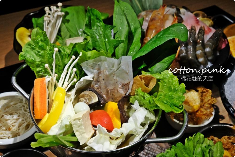 火鍋菜盤不設限~有機蔬菜吃到飽!單點肉盤加碼買一送一限時優惠快來良食煮意吃飽飽