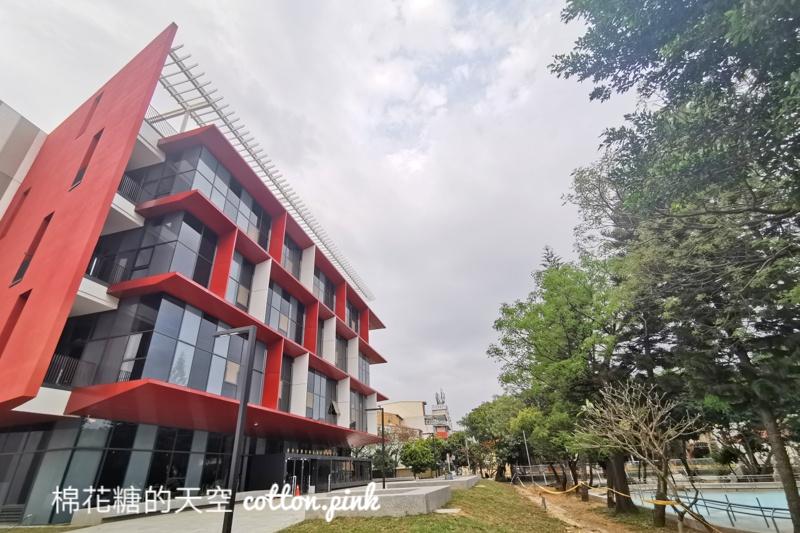 台中最新國民運動中心外觀已完成!第六座運動中心在潭子~