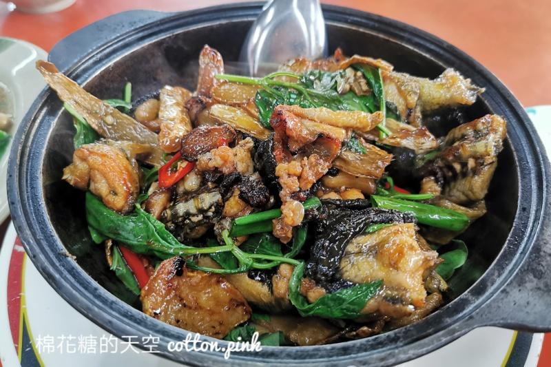 台中宵夜推薦 人氣快炒店阿奇海鮮,每次經過這家都客滿~這一道菜超香超好吃
