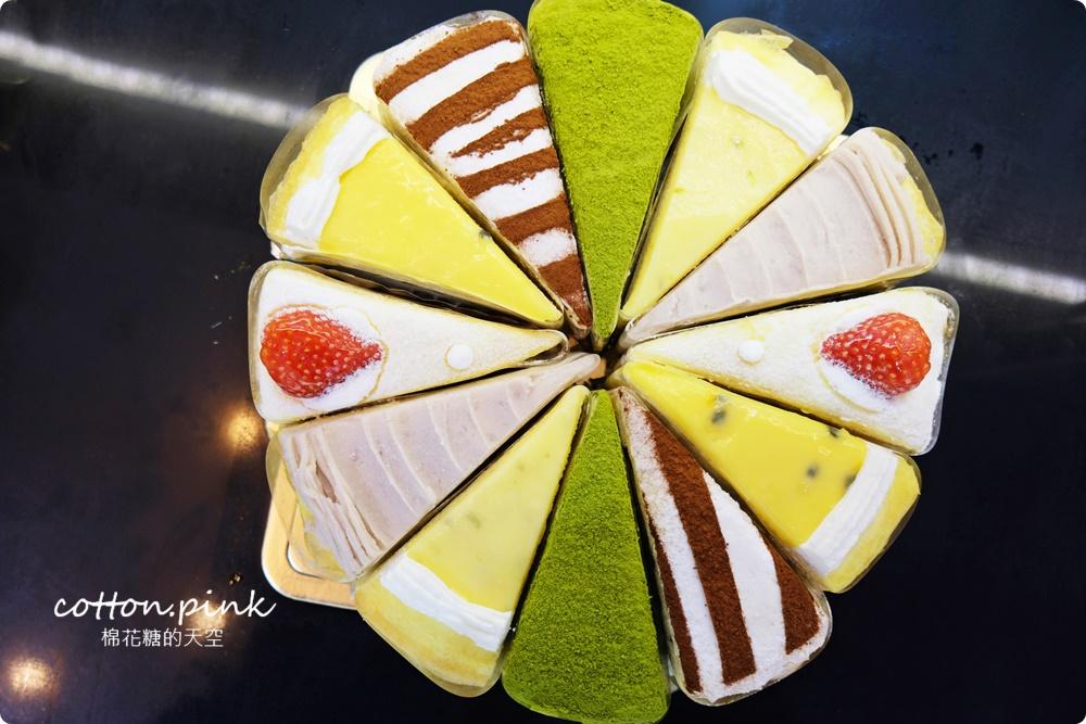 台中逢甲伴手禮推薦|逢甲夜市不只小吃美食~曲奇、蝴蝶酥、千層蛋糕都要帶回家