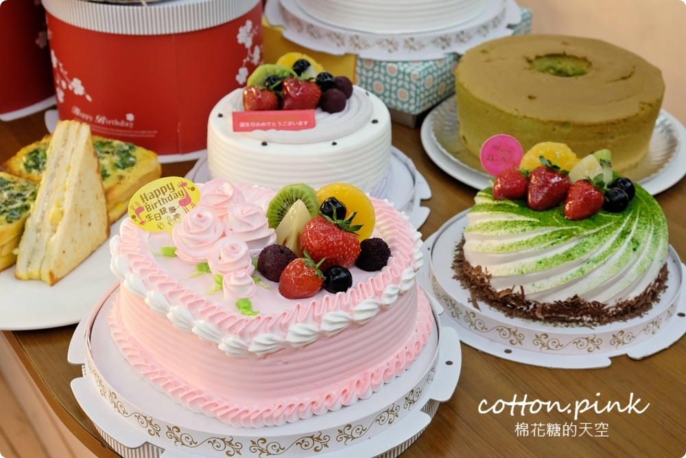 台中太平母親節蛋糕這裡最超值!二代傳承老店瑞達香最新抹茶桂圓蛋糕連桂圓都是自己種的!
